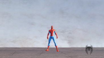 "Spider-Man 3: The Game ""Классический костюм"""