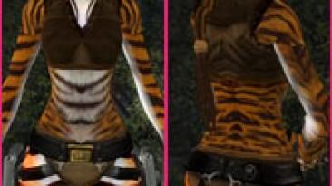 "Tomb Raider: Anniversary ""Tiger Skin"""