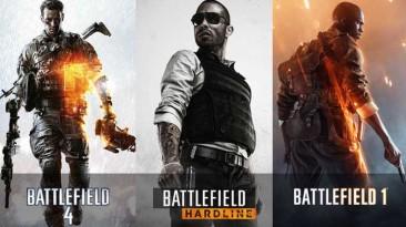 Скидки на серию Battlefield до 80% - успейте сэкономить.
