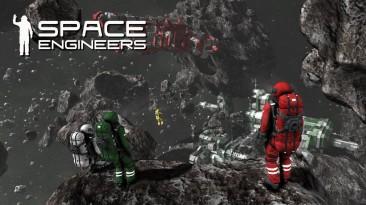 Space Engineers - Планеты: Вальс в космосе