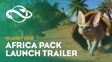 Для Planet Zoo вышел DLC Africa Pack