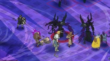 The Banner Saga 3 -режим выживания