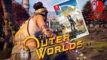 В сети появился объемный геймплей The Outer Worlds на Nintendo Switch