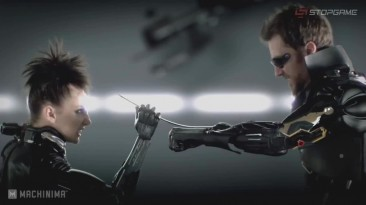 Фан фильм по Deus Ex: Human Revolution с русской озвучкой.