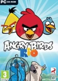 Обложка игры Angry Birds Rio