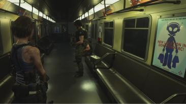 """Resident Evil 3 """"Удаление виньетки"""""""