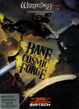 Wizardry 6: Bane of the Cosmic Forge
