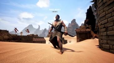 Новый трейлер и скриншоты Conan Exiles