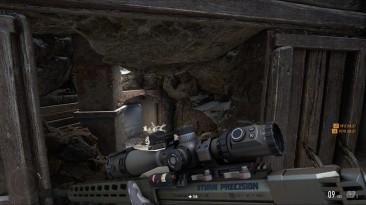 """Sniper: Ghost Warrior Contracts """"Центрирование интерфейса на широких мониторах"""""""