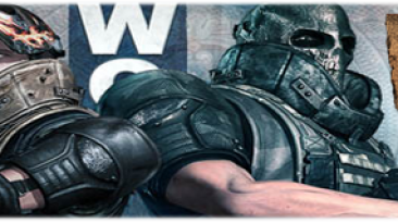 Army of Two: The 40th Day: сохранение (100% пройдено) [PS3/US]