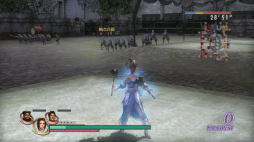 "Warriors Orochi 2 ""DW5 costumes other"""