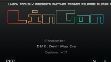 DmC - Devil May Cry: Трейнер/Trainer (+17) [Update 1] {LinGon}