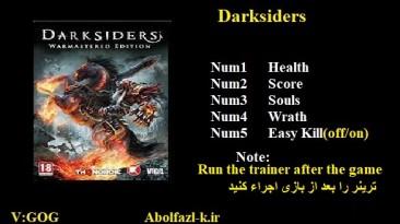 Darksiders - Warmastered Edition: Трейнер/Trainer (+5) [1.1] {Abolfazl.k}