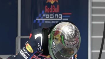 """F1 2011 """"Придуманный шлем"""""""