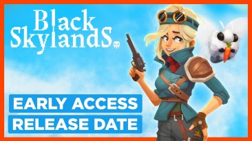 Black Skylands скоро выйдет в раннем доступе Steam