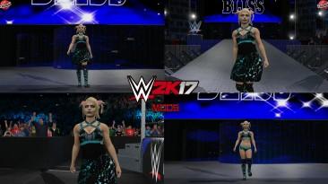 "WWE 2K17 ""Alexa Bliss SummerSlam 2021(Лицевая анимация) WWE 2K19 Порт Мод"""