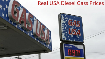 "American Truck Simulator ""Реальные цены на заправках в разных штатах v1.0 (1.40.x)"""