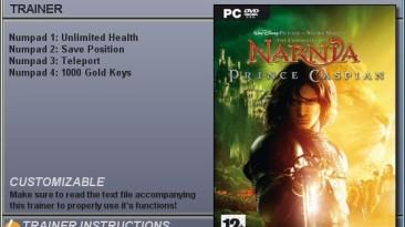The Chronicles of Narnia - Prince Caspian: Трейнер (+4) [1.0] {CheatHappens}