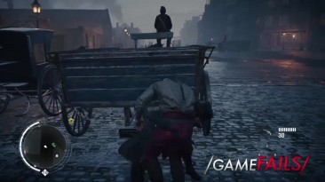 Heavy Load - Assassin's Creed Syndicate (Fail/Glitch) - GameFails