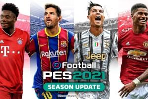 eFootball PES 2021 Steam-ключ к рандомной клубной версии