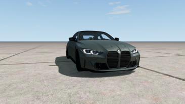 """BeamNG.drive """"BMW M4 Competition (G82)"""""""