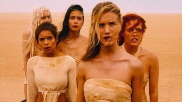 """Жены из """"Mad Max"""": кто они"""