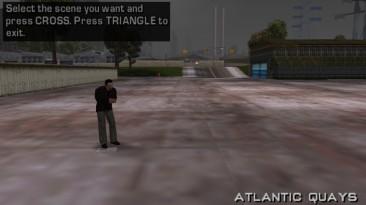 "Grand Theft Auto: Liberty City Stories ""Debug menu by Dageron"""