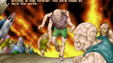 Game Over из X-Com - UFO Defense