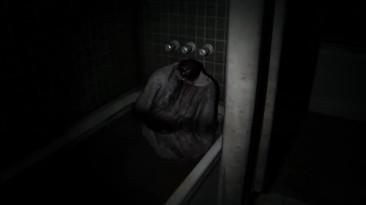 Найден новый секрет Silent Hills - безголовый труп в ванне.