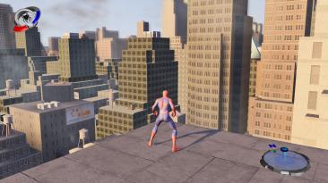 """Spider-Man 3: The Game """"Улучшенные цвета в игре"""""""