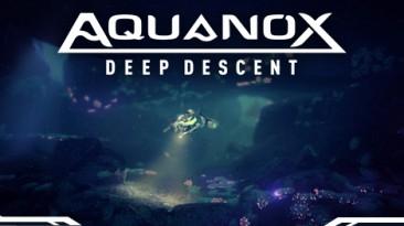 Неспешный геймплей в трейлере Aquanox Deep Descent