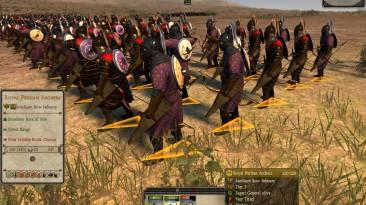 "Total War: Attila ""Persian Royal Archers reskin"""