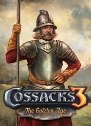 Обложка игры Cossacks 3: The Golden Age