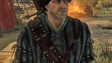 """Witcher 2: Assassins of Kings, the """"Шапка"""""""