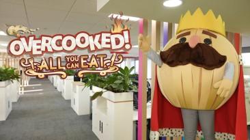 Overcooked! All You Can Eat появится на PC и пастгене 23 марта