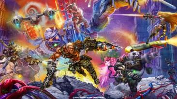 В Steam открылся предзаказ Contra: Rogue Corps