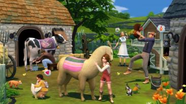 """Представлено следующее расширение для The Sims 4 """"Загородная жизнь"""""""