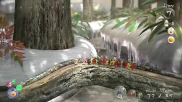 """Pikmin 3 """"E3 трейлер Wii U"""""""