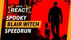 Разработчики Bloober Team реагируют на спидран Blair Witch