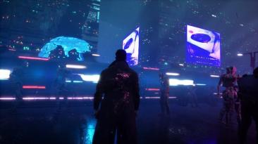 Разработчик поделился новыми кадрами Vigilance 2099