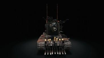 "World of Tanks ""Скин танка КВ2"""