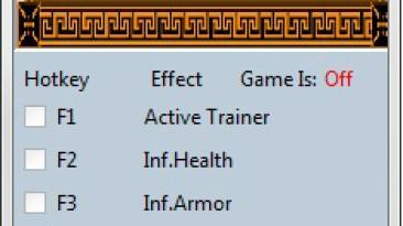 Apotheon: Трейнер/Trainer (+6) [1.0] {MrAntiFun}