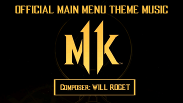 "Mortal Kombat 11 ""main menu theme (ost)"""