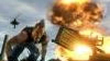 Первое обновление для Mercenaries 2 появится в октябре