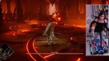 В Demon's Souls бьют боссов с помощью танцевальной площадки