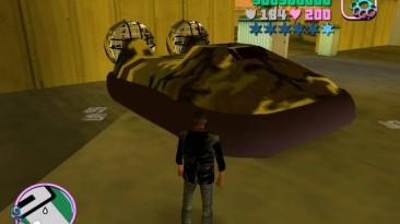 """Grand Theft Auto: Vice City """"Barracks Hovercraft"""""""