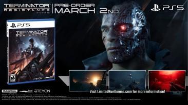 PS5-версия Terminator: Resistance выйдет на дисках