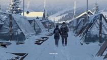 Зимние пейзажи на новых концепт-артах The Last of Us Part II