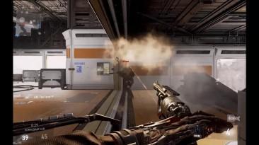 "Call of Duty: Advanced Warfare ""M1 iron"""