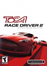 Обложка игры ToCA Race Driver 2: The Ultimate Racing Simulator